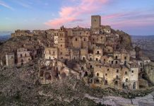 Craco In Bici